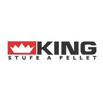 King Stufe a PelletProduttore diStufa a Pellet King 78 Ventilata 7kW